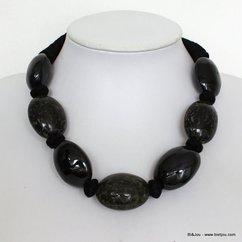 collier 19067 noir