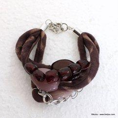 bracelet 0211052 marron