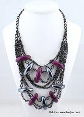 collier 11545 violet