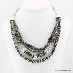 collier 0113628 noir