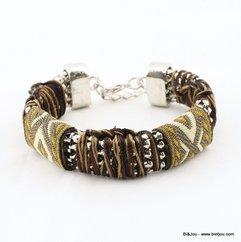 bracelet 0213535 marron