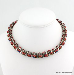 collier 0113647 rouge